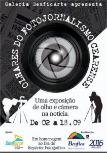 Exposição Dia do Repórter Fotográfico