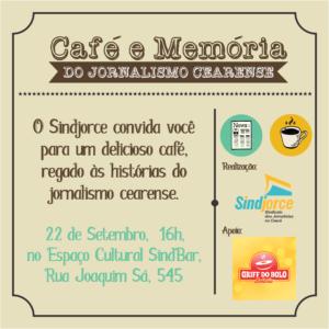 CAFÉ COM O SINDICATO